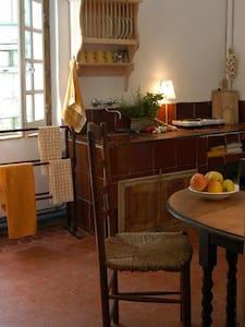 Central in picturesque Cotignac - Cotignac - Apartment