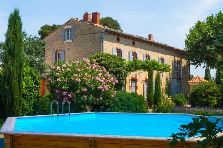 Loft de 100 m2 dans mas provençal - Carpentras - Loteng