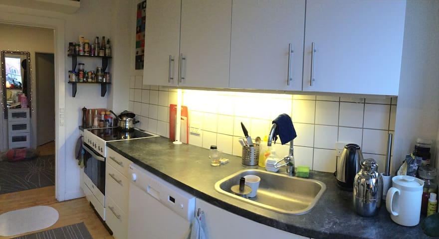 Cozy quiet room close to CPH center - Søborg - Apartemen