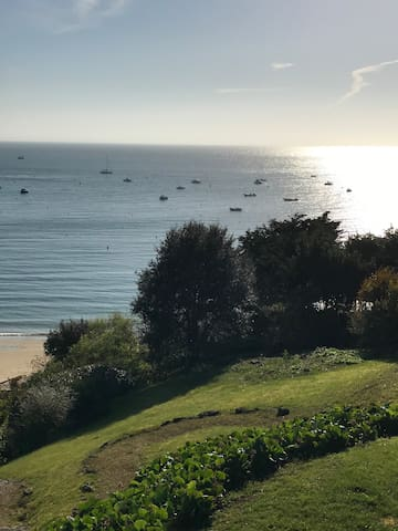 Superbe vue de mer - Cancale - House