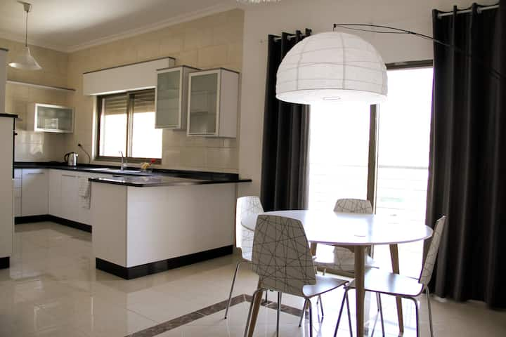 Furnished two bedrooms near 4th circle in Amman