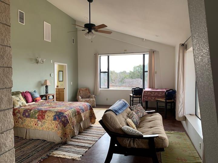 Lightning Ranch Mesa Bedroom