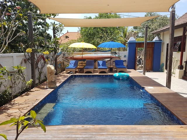 Ponder Cottage Room 1 Nusa Lembongan