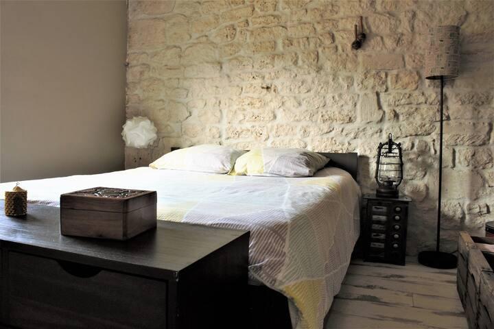 Chambre dans maison/loft - Petit déjeuner offert