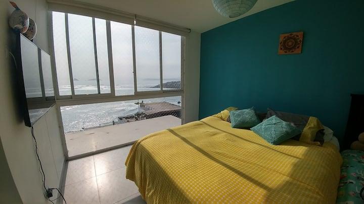 Lindo departamento en Señoritas,  Punta Hermosa
