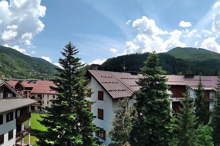 Appartamento in centro con vista
