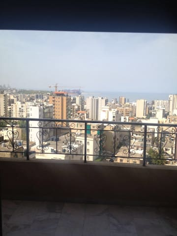 3 bedroom Furnished Appartment - in Zalka