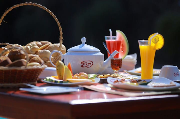 OwinRich Resort Udawalawe/Sinharaja - Ratnapura - B&B