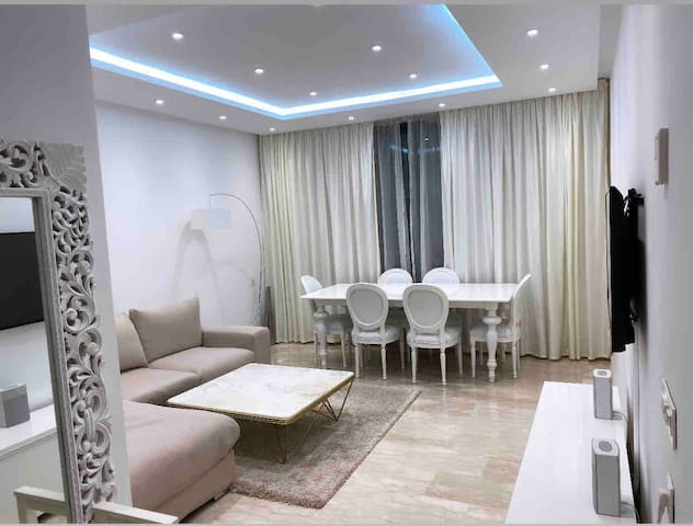 NEW SUPER LUXURY APARTMENT NEAR BEACH (AGADIR BAY)