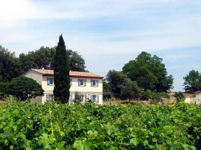 La Bastide des Muscatelles - Montfort-sur-Argens - House