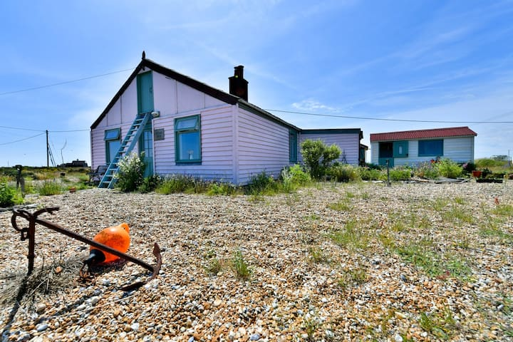 Dungeness Double Room with a View