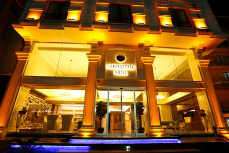 TESİS ADI : HANZADEPARK HOTEL   *** - Akçaabat - Autre
