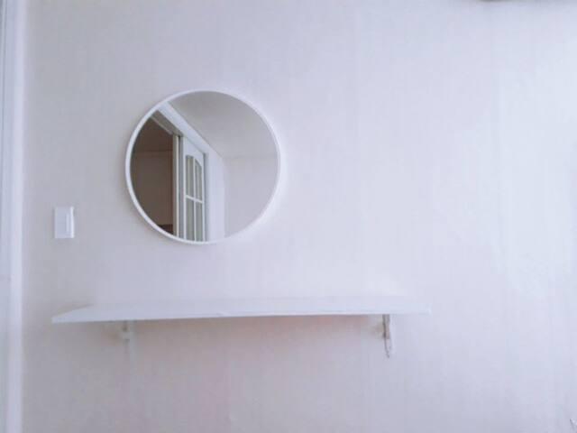 Modern&minimalism room