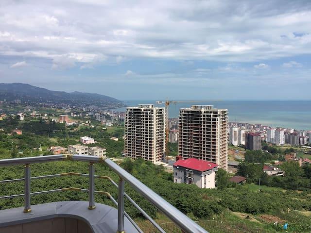 YAFA Furnished apartments in Trabzon 3+1