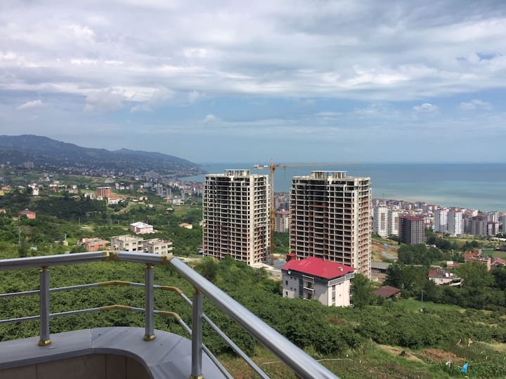 YAFA Furnished apartments in Trabzon 3+1
