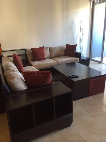 Furnished & centrally located 1BR - Achrafieh