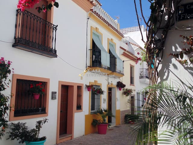 Estepona House Historic Center