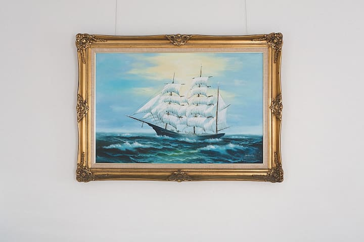 Curated with a love of Vintage and an ode to the Seafarer...