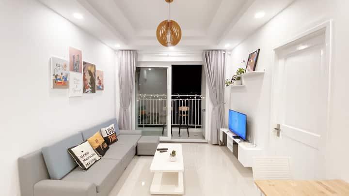 Min Apt 2 bedroom - Cosy, hospitality, very clean