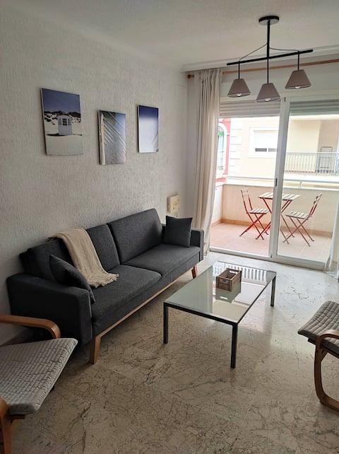 Apartamento para desconectar en Roquetas de Mar
