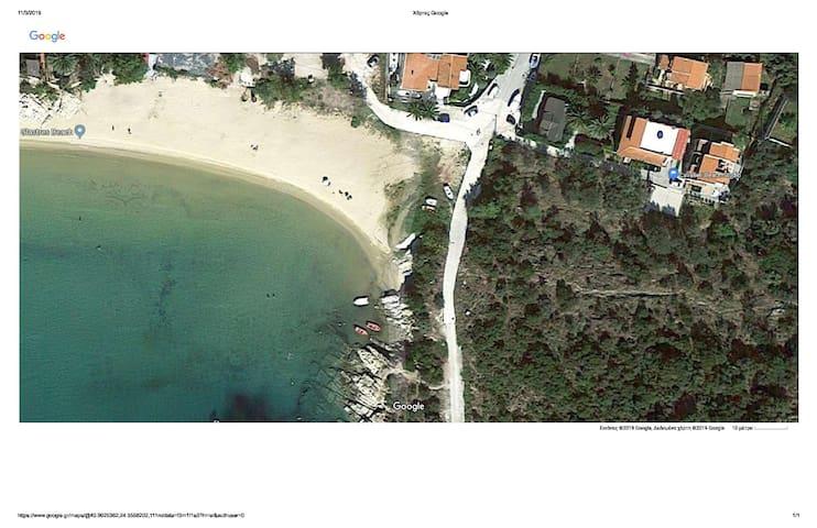 CAVALIERI BEACH STUDIO