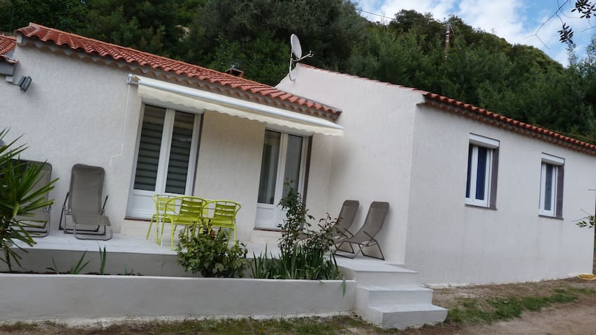 villa 7 personnes en Corse du sud - Cauro - Hus
