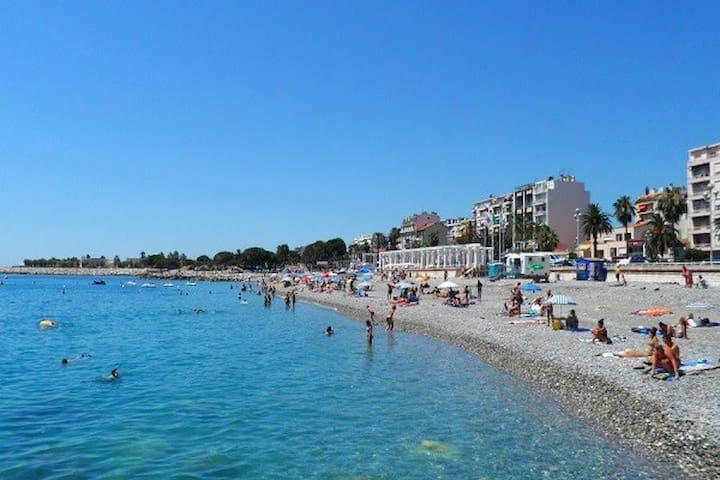 Carras Beach Promenade