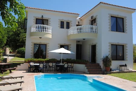 Luxury Villa in Argaka with private pool - Argaka