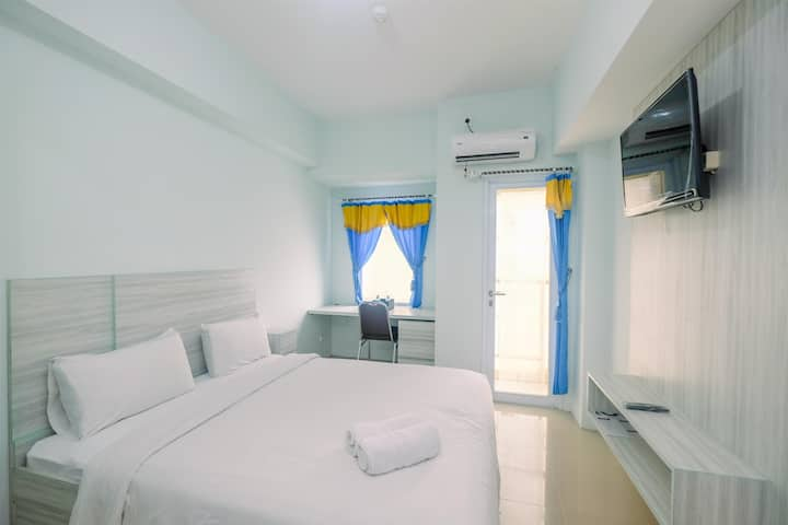 Furnished Tamansari Mahogany Studio Apartment