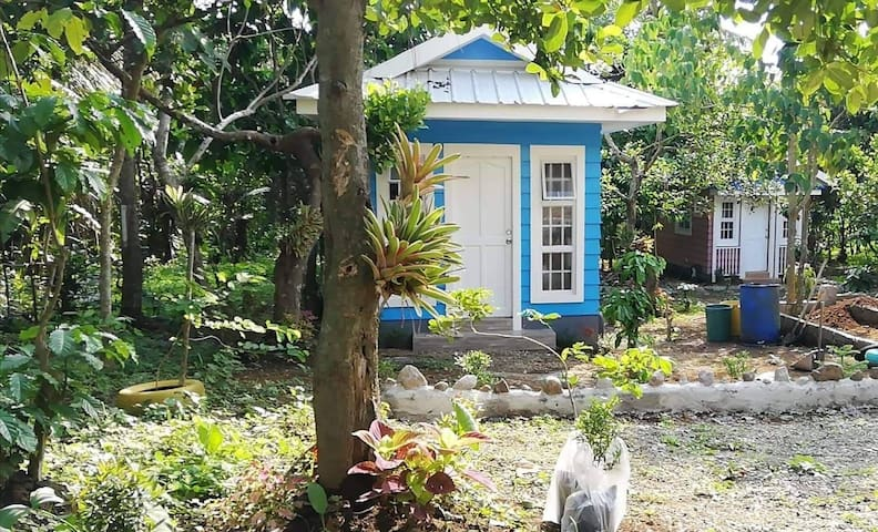 Madeline's Ville a Tiny Homes Enclave- Blue Sky