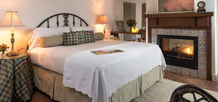 Vineyard Suite at The Yellow House Bed & Breakfast
