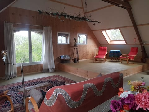 New: apartment Farmhouse the Zandhoeve
