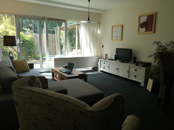 Appartement near beach (located near Amsterdam)