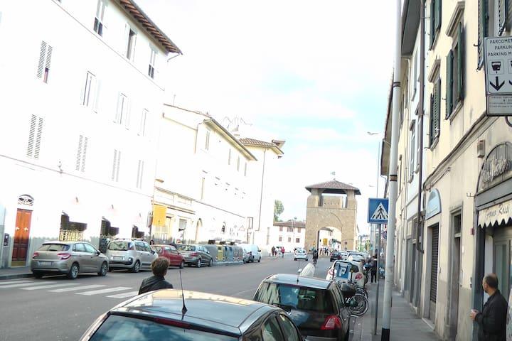 Attico in porta al prato - Firenze - Huoneisto