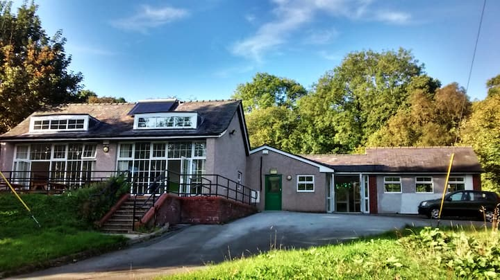 Large group Accommodation in North Wales