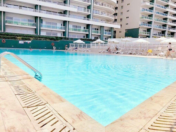 ★ CHIC SEAVIEW ★ w/Pool|CLEANING PROTOCOLS ADOPTED
