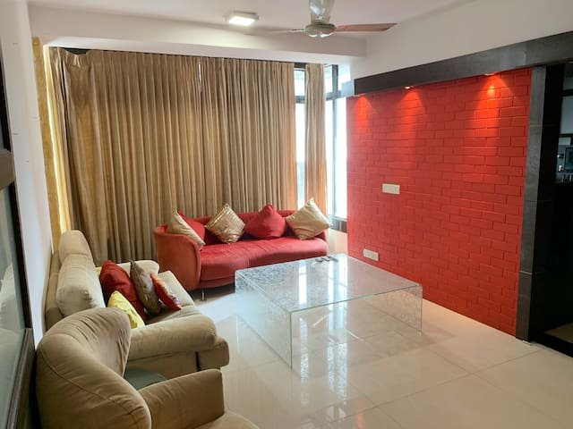 Luxurious stay in the heart of Bandra