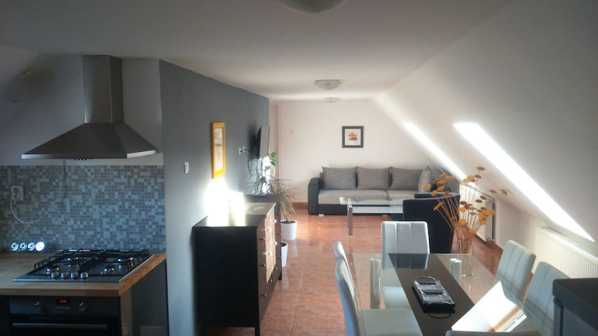 Solid Apartmans - Budapest - House