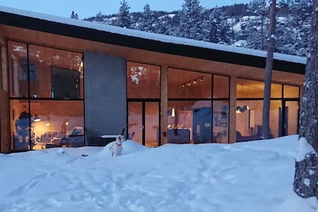 Brand new 50m2 apartment in house in Hemsedal