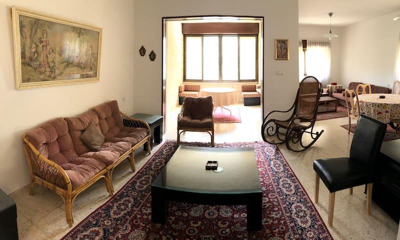 Bandak's City Center Apartment Of Bethlehem