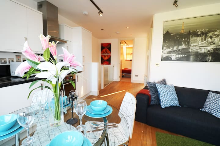 Sunshine Apartments - 2 bed Camden F3