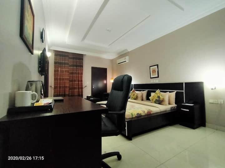 Sheer Luxury Apartments Jabi - Classic Room