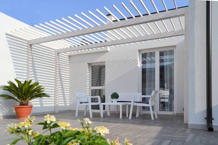 Quattroquarti Stradivari Home | Loft con Terrazzo