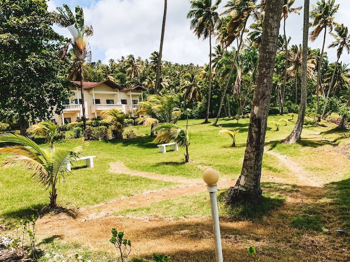 Villa Familiar Samana  Vista Mar  Piscina