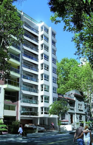 Excellent full equipped flat in Pocitos.