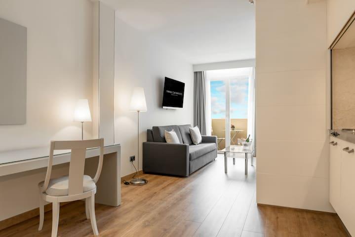 Cómodo Apartamento Larga Estancia en Sant Gervasi