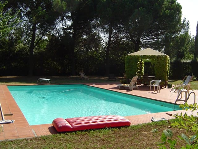 Villa con piscina - Lucca - Villa