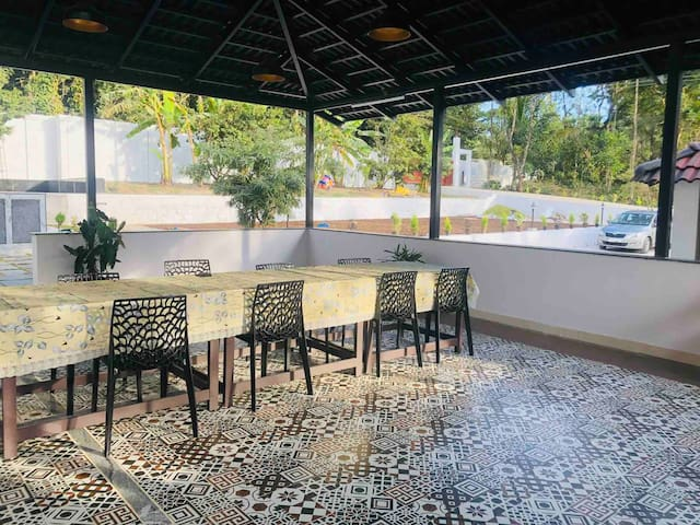 Gadabanahally homestay 5km from Chickmagalur town