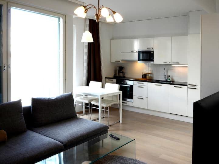 Luxury 36sm² 1 Bedroom Heart of HelCC.For Quarntne