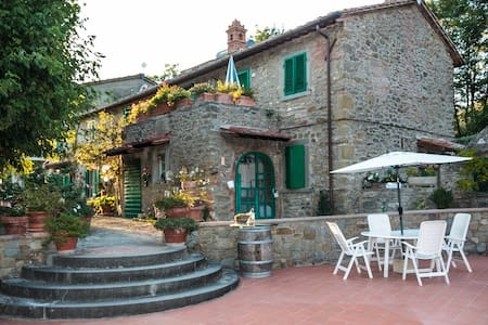 Casa Chiara - Cortona